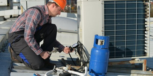 Air Conditioning Repair, Commercial HVAC Service